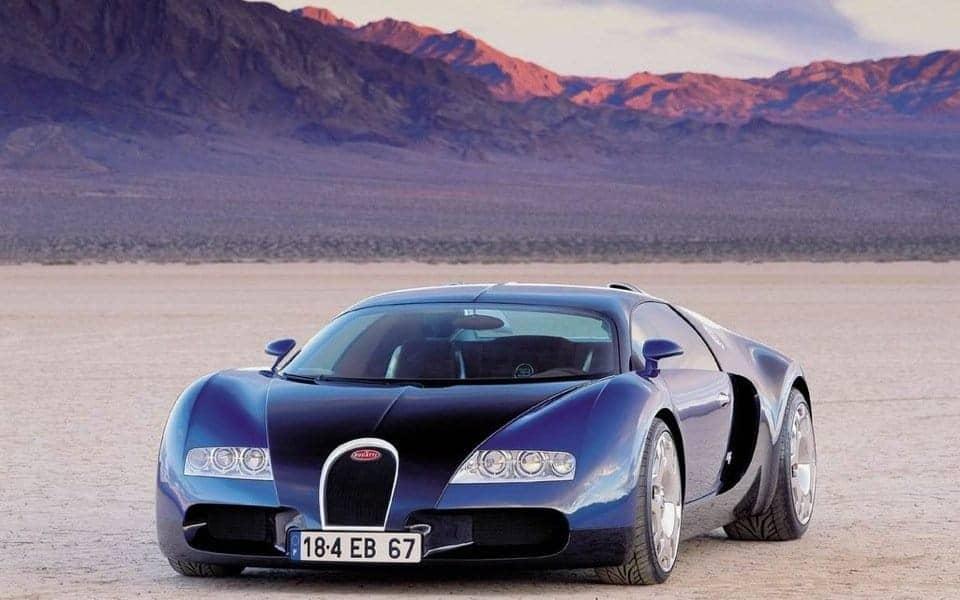 Bugatti Veyron Has Soul